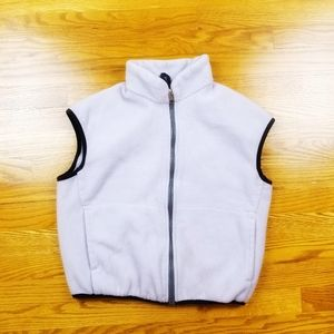 VTG 90's The North Face Extreme Zip Up Fleece Vest